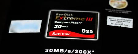 Sandisk Extreme III CF Card
