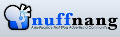 Blog Advertising – Nuffnang in SEA