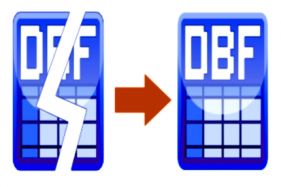 Join 3 tables in DBF using SQL