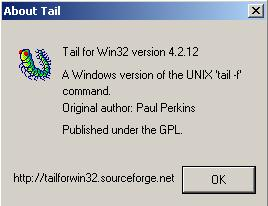 Tail For Win32