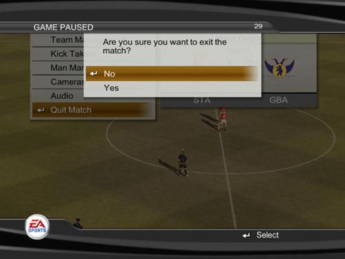 FIFA Exit
