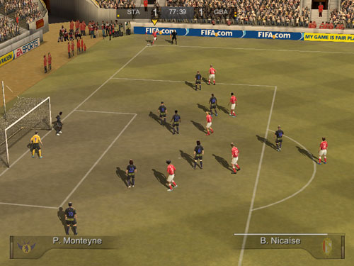 FIFA Online 2 Game Screenshots