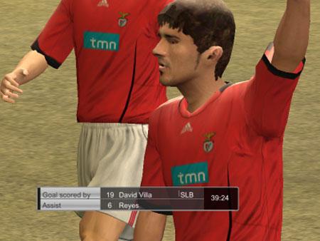Fifa Online 2 Assist David Villa
