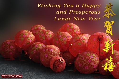 Lunar New Year 2011
