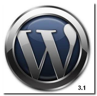 Wordpress 3.1 Logo