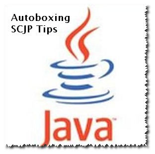 Autoboxing SCJP Java 6 tips
