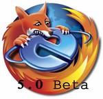 Firefox 5.0 Beta Thumbnail