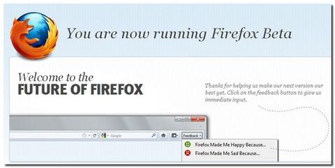 Firefox 5.0 Beta