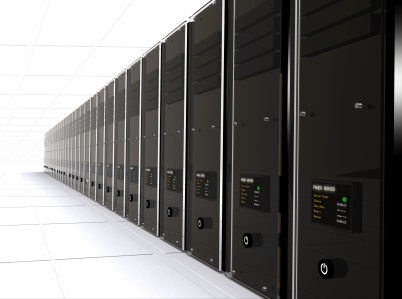 hosting server data center
