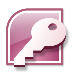 Microsoft Access Logo
