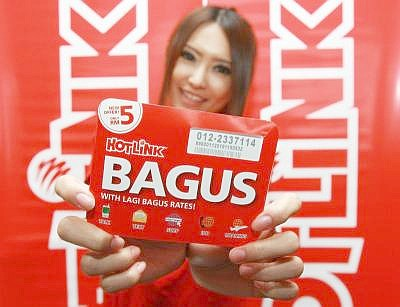 Hotlink Promo Maxis