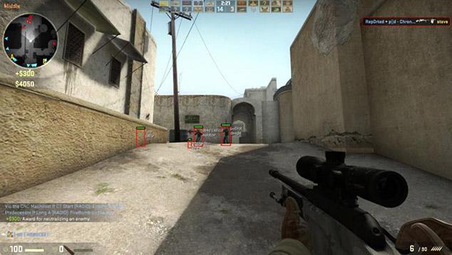 aimbot counter strike