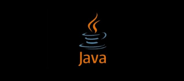 java black background