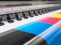 commercial printer colors