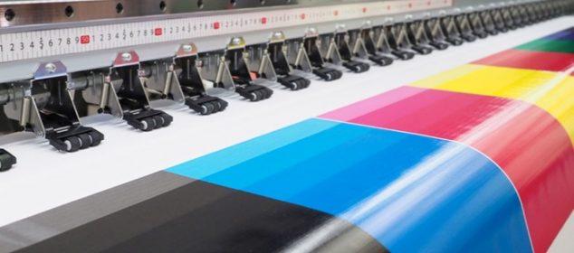 commercial printer colors